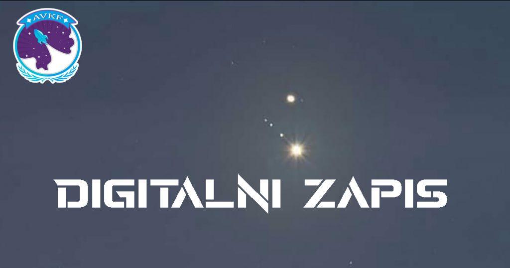 Digitalni zapis