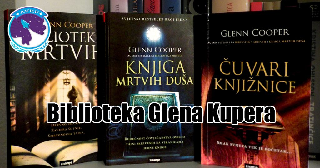 Biblioteka Glena Kupera