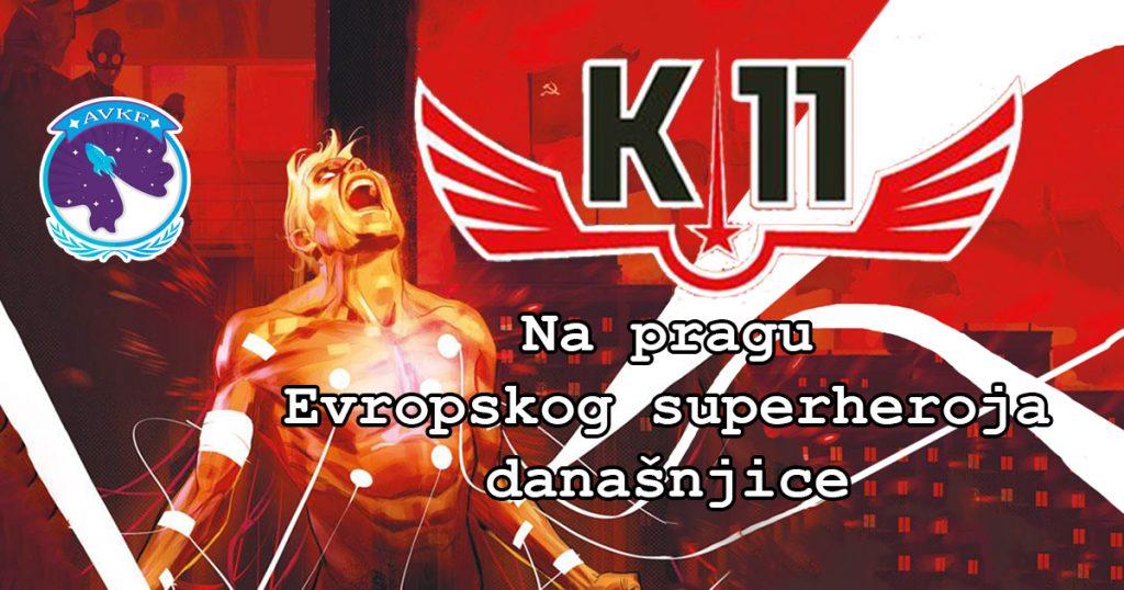 Na pragu Evropskog superheroja današnjice