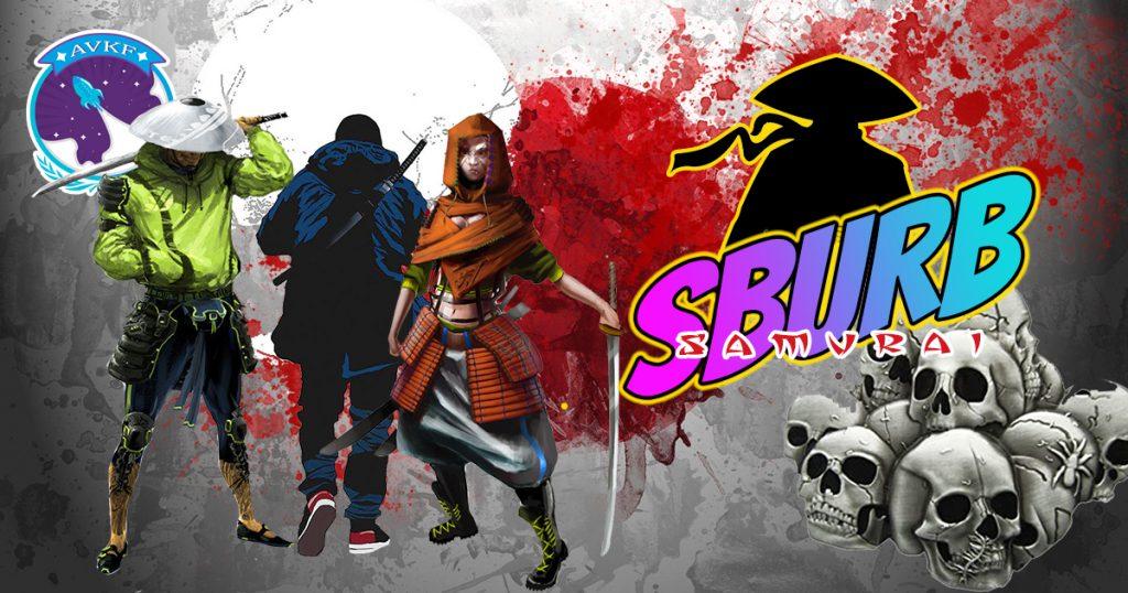 Sburb Samurai