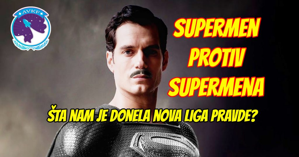 """Supermen protiv Supermena  – Šta nam je donela nova """"Liga pravde"""""""