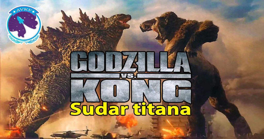 Godzila protiv Konga – Sudar titana