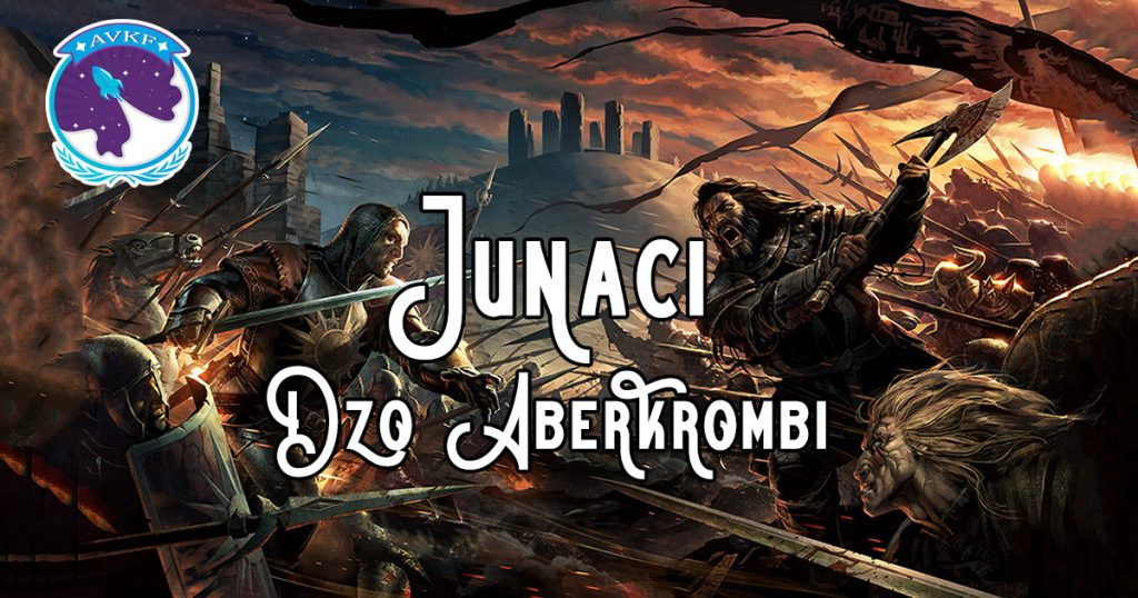 Junaci – Džo Aberkrombi