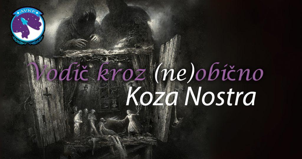 Neobični vodič – Koza Nostra
