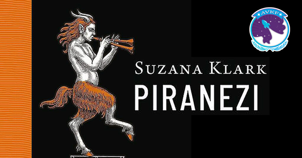 Piranezi – Suzana Klark